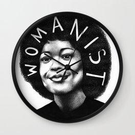 Alice Walker Wall Clock