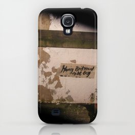 Money isn't meant to be easy iPhone Case