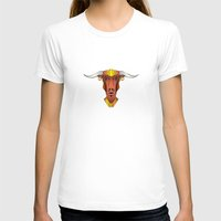 bull T-shirts featuring Bull by ale_z