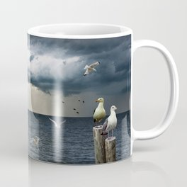 The Fish Are In Coffee Mug