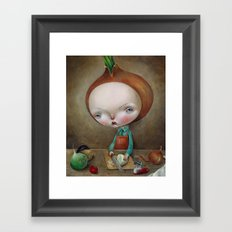 Cippolino Framed Art Print