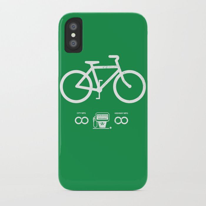 Infinity MPG (Society6 Edition) iPhone Case