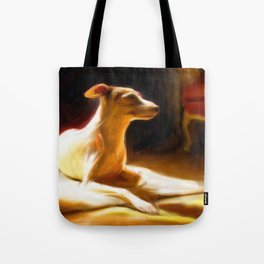 Sophie in the sun Tote Bag