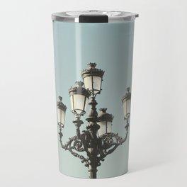 Lamppost Travel Mug