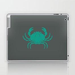 Cancer Zodiac / Crab Star Sign Poster Laptop & iPad Skin