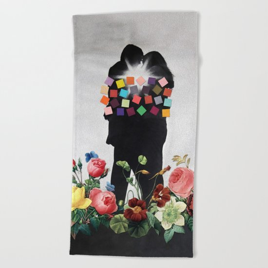 Soulmates Beach Towel