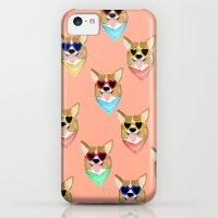Corgi Love iPhone 5c Slim Case
