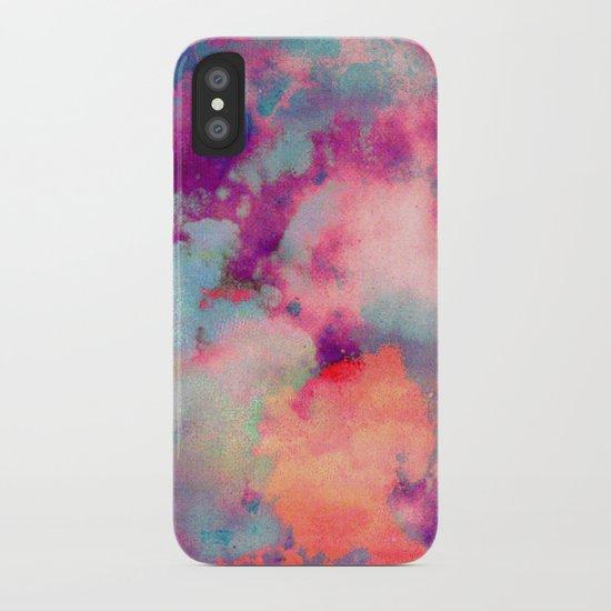 Untitled 20110625p (Cloudscape) iPhone Case