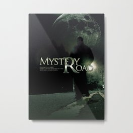 Mystery Road Metal Print