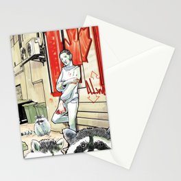 DSA - CANADIAN RUTHLESS Stationery Cards