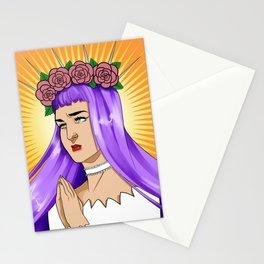 Madonna Stationery Cards
