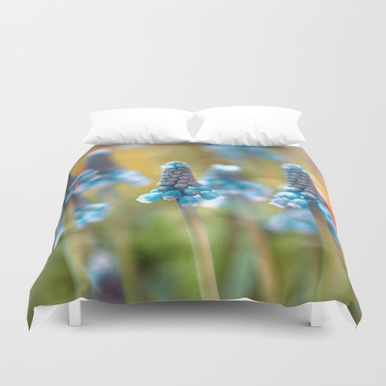 Spring Dance Duvet Cover