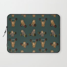 OLYMPIC LIFTING SLOTHS Laptop Sleeve