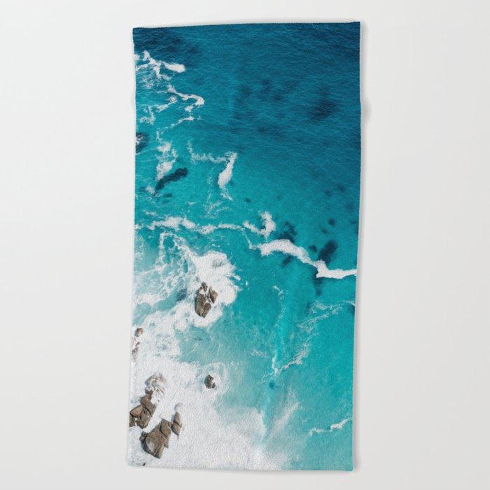 Sea 4 Beach Towel