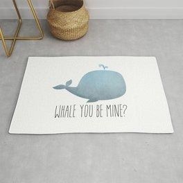 Whale You Be Mine? Rug