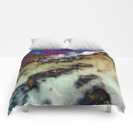 Capped Comforters