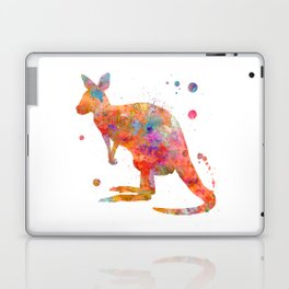 Colorful Kangaroo Laptop & iPad Skin