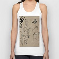 justice Tank Tops featuring Justice by Maithili Jha