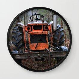 Tractor Purgatory Wall Clock