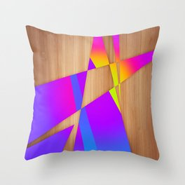 Session 11: XXVIII Throw Pillow