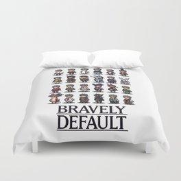 Bravely Default Duvet Cover