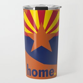 Arizona Proud Travel Mug