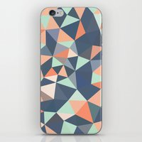 southwest iPhone & iPod Skins featuring Southwest Tris by Beth Thompson