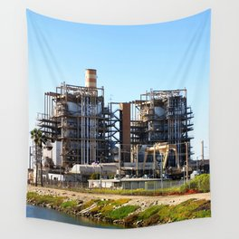 Power Plant Wall Tapestry