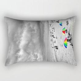 Ft. Myers Beach, Florida Rectangular Pillow