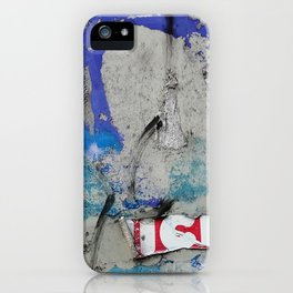 Urban Abstract 117 iPhone Case