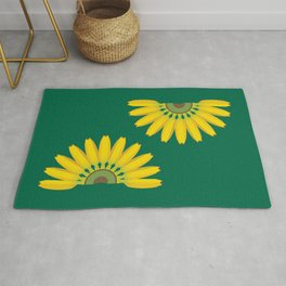 Fruit: Banana Rug