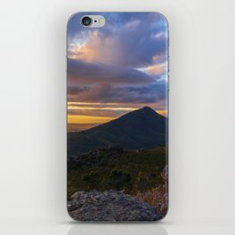 Valley Skyscape iPhone Skin