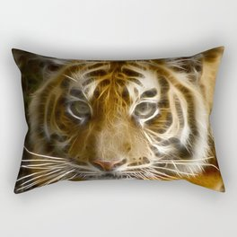 Tiger20151206 Rectangular Pillow