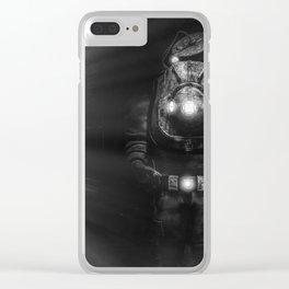 Urban Dweller Clear iPhone Case