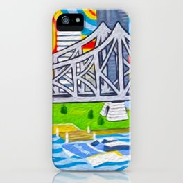 Brisneyland iPhone Case