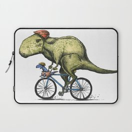 Dino Cycler Laptop Sleeve