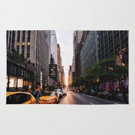 Manhattanhenge, 2018.05.30 Rug