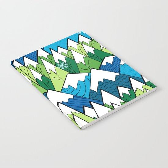 Winterscape Notebook