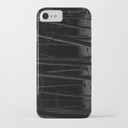 silent woods iPhone Case