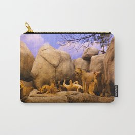 Lions XVII Carry-All Pouch