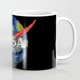Nasa Starry Night Coffee Mug