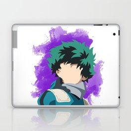 My Hero Academia Minimalist (Midoriya/Deku) Laptop & iPad Skin
