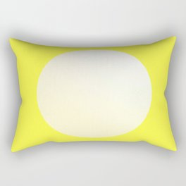 White Ball Rectangular Pillow