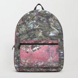 Watercolor Landscape, St John 20, USVI Backpack