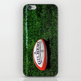 Rugby Time iPhone Skin