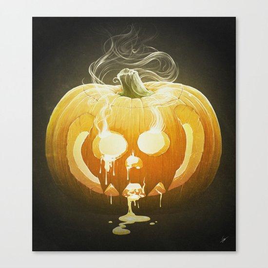 Pumpkin II. Canvas Print