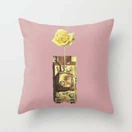 The war is over Throw Pillow