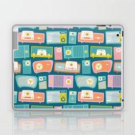 Retro Radios Laptop & iPad Skin