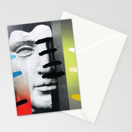 Composition on Panel 18 Stationery Cards