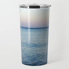 Sea. Evening Calm Travel Mug